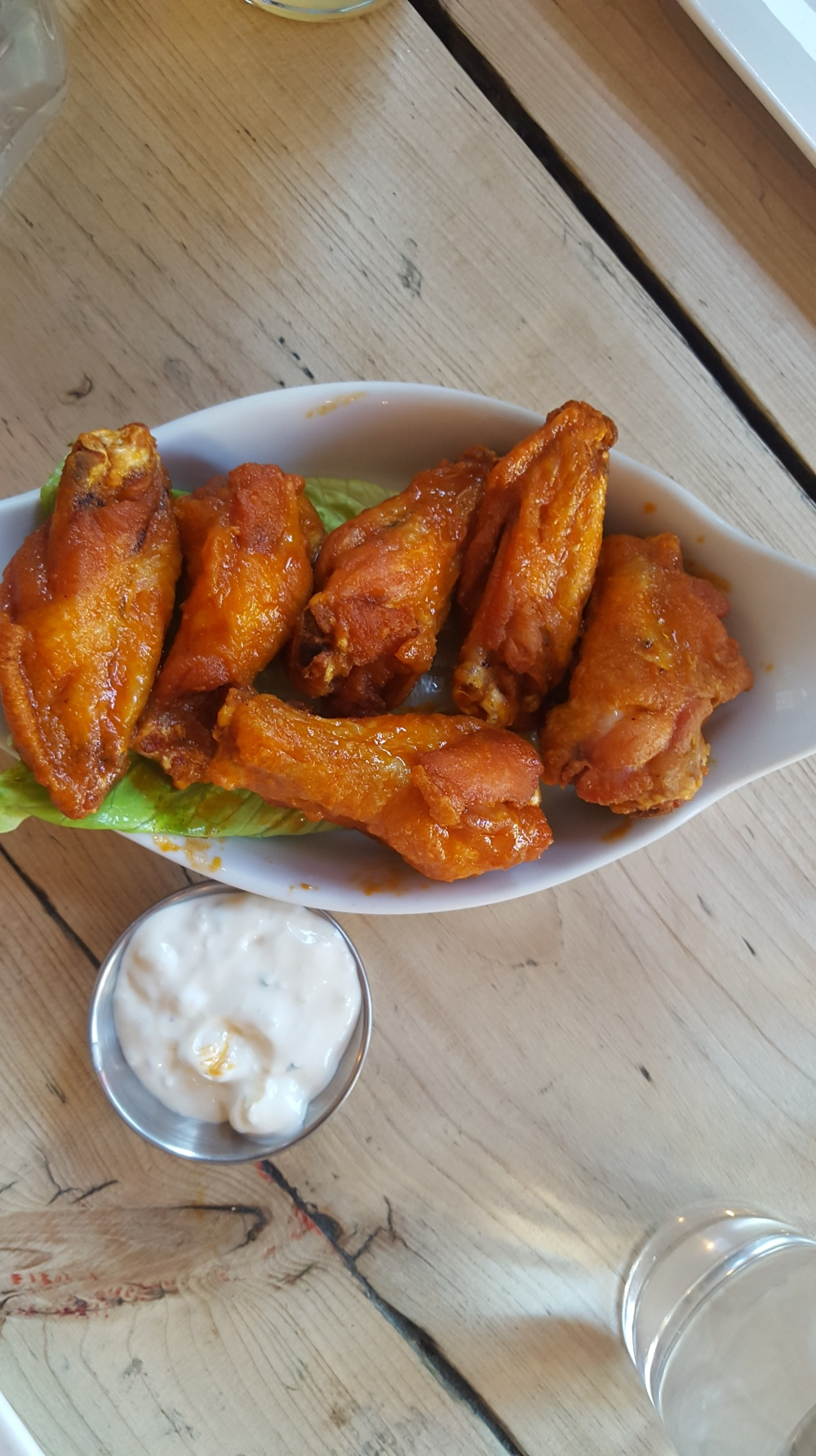Dukes wings